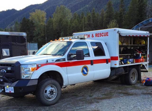 SAR Vehicles and Equipment